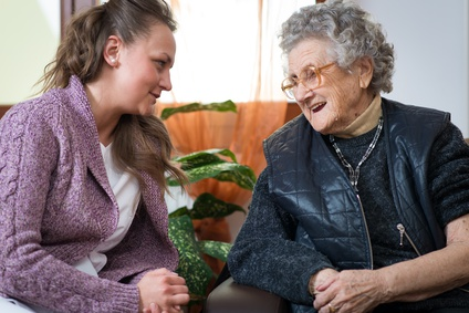 Volunteer in Friendly Visitor Program with a Senior.